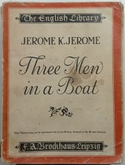 Three Men in a Boat -