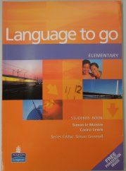 Language to go - Elementary Student´s Book -