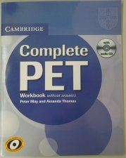 Complete PET - Workbook without Answers -