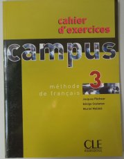 Campus 3 - Cahier d'exercices -