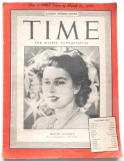 Time - 31. March 1947 -