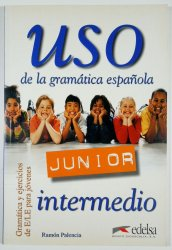 USO de la gramatica espanola junior - intermedio -