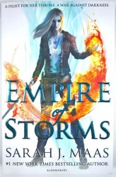 Empire of Storms - Throne of Glass 5