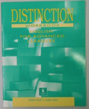Distinction - English for advanced Learners Workbook