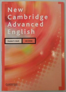 New Cambridge Advenced English Student´s Book