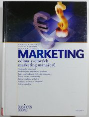 Marketing očima světových marketing manažerů -