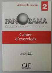 Panorama 2 cahier d'exercices -