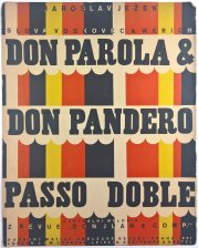 Don Parola a Don Pandero - Passo Doble -