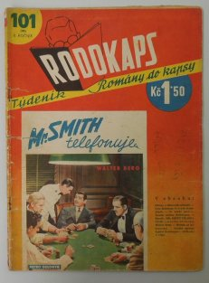 Rodokaps 101 - Mr. Smith telefonuje