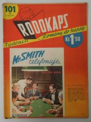 Rodokaps 101 - Mr. Smith telefonuje -