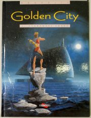Golden City #01: Vykradači vraků -