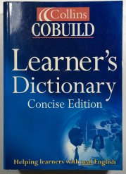 Collins Cobuild Learners Dictionary -