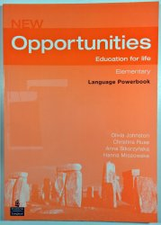 New Opportunities Elementary Language Powerbook -