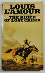 The Rider Of Lost Creek -