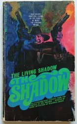 The Living Shadow - The Shadow -
