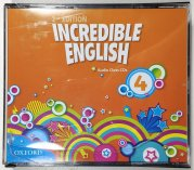 Incredible English 2nd Edition 4 Class Audio 3CD -