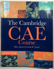 The Cambridge CAE Course St.Book -