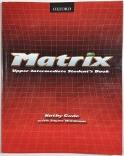 Matrix Upper-Intermediate Student´s Book -