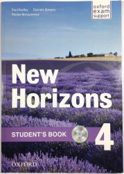 New Horizons 4 Student's Book + CD ROM -