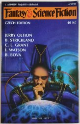 The Magazine of Fantasy & Science Fiction 4/1998 -