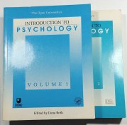 Introduction to Psychology volume 1. - 2. -