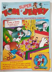 Super Tom a Jerry #05 -