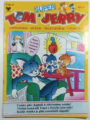 Super Tom a Jerry #08 -