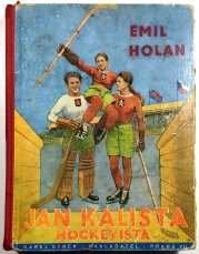 Jan Kalista hockeyista -