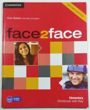 Face2face - Elementary Workbook with Key -