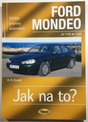 Jak na to?  29 Ford Mondeo -