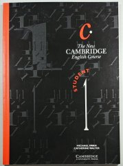 The New Cambridge English Course 1 Student  -