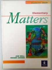 Matters - Elementary Student's Book -