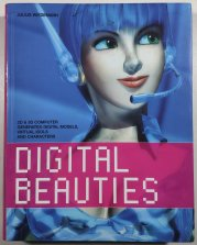 Digital Beauties - 2D & 3D computer generated dogital models, virtual idols and characters