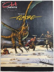 Art Fantastix Select #5 - The Art of Elmore -