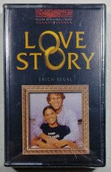 Love Story - Oxford Bookworms Library 3 (audio kazeta) -