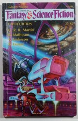 The Magazine of Fantasy & Science Fiction 1/1996 -