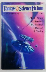 The Magazine of Fantasy & Science Fiction 3/1995 -