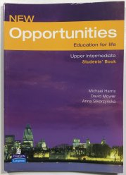 New Opportunities - Upper intermediate Students Book -